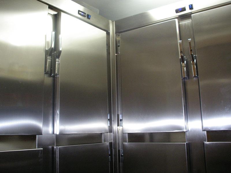 armario refrigerado inoxfrio