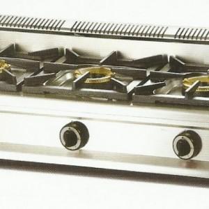 Cocina 3 fuegos.MACQL-3FH