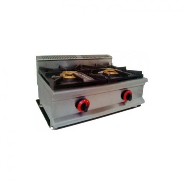 Cocina modular sobremesa a gas economica macql 2fh 2 for Cocinas economicas a gas