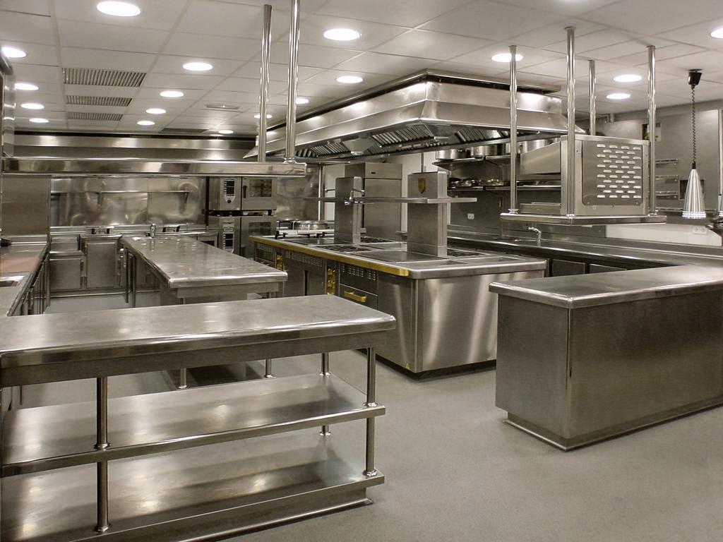 Tu soluci n integral para cocina industrial inoxfrio for Mobiliario y equipo de cocina